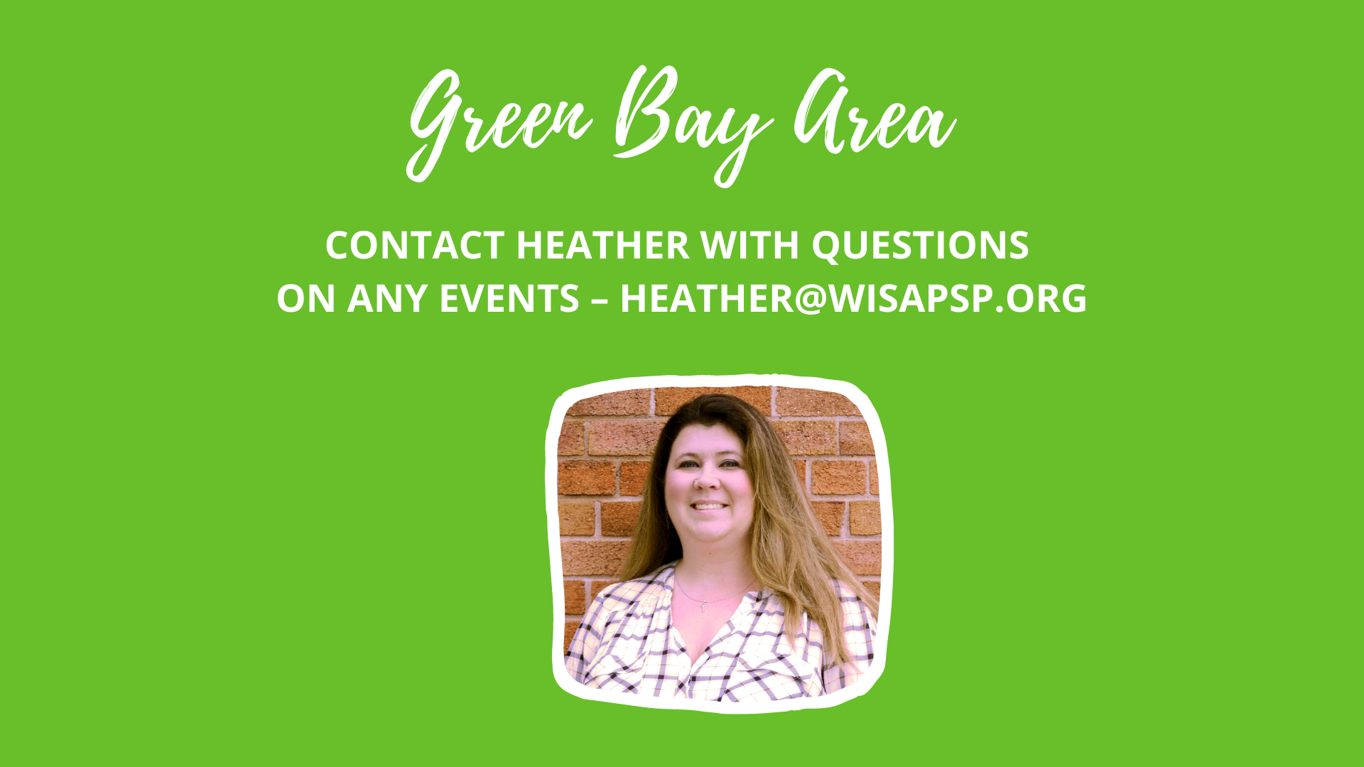 Green Bay area events